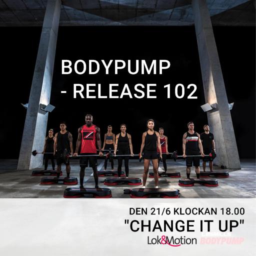 BodyPump – Release 102!