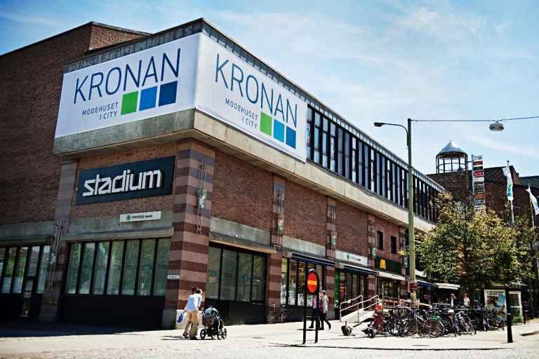 Utlottning av presentkuvert på Kronan