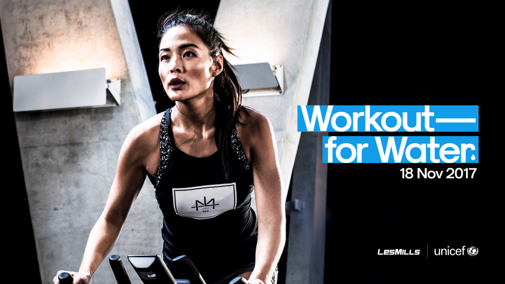 Workout – for water (Les Mills dag)
