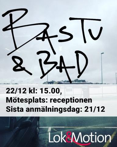 Bastu & Bad – Lok&Motion tradition