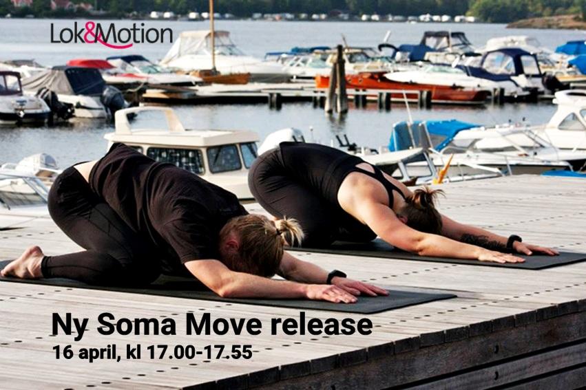 Ny release för Soma Move