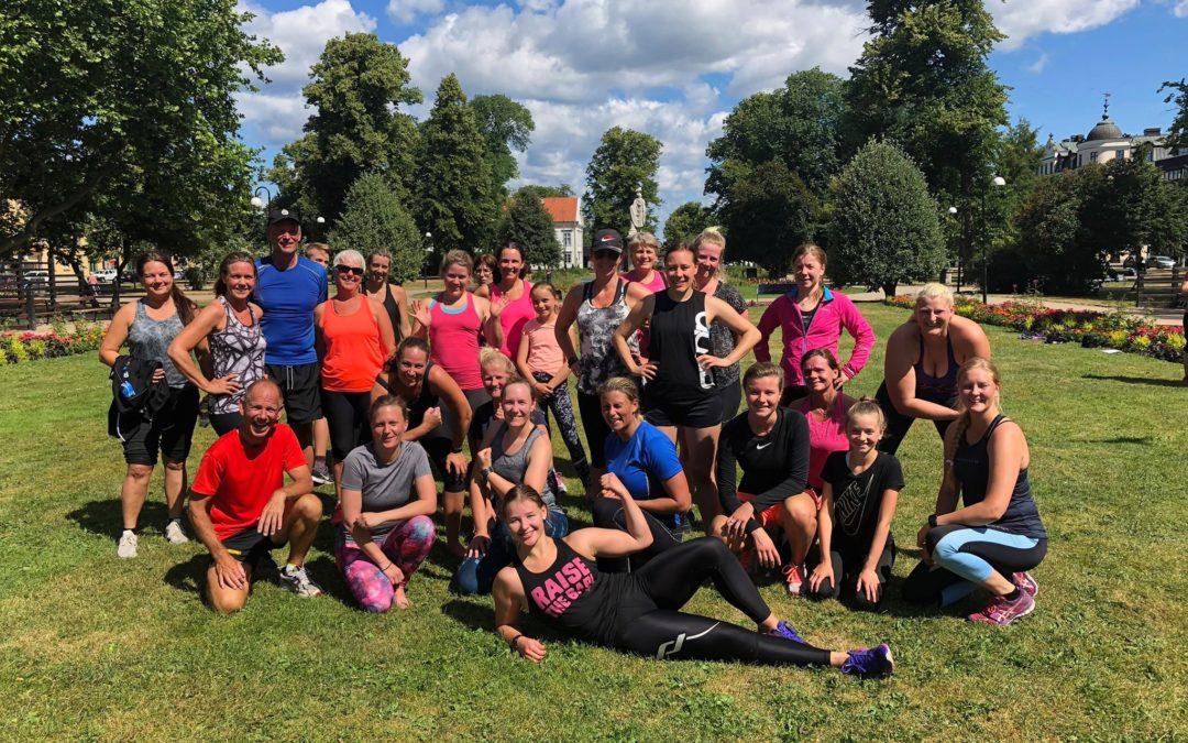 Hoglands Park träning 2018