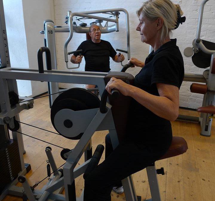 Skadeförebyggande träning för seniorer