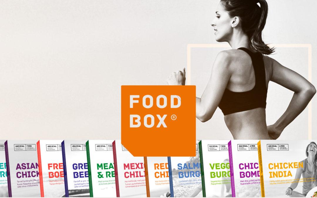 Foodbox – Hemkörning!