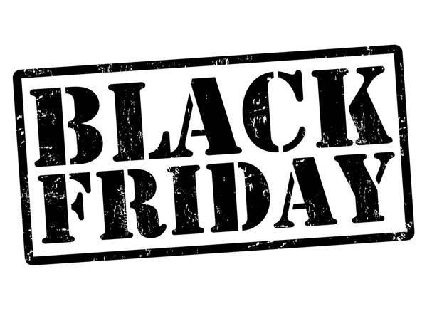 Black Friday – Erbjudanden