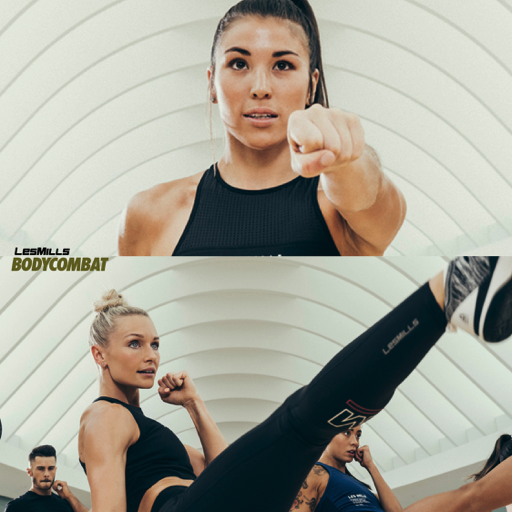 Body Workout & BodyCombat byter tid
