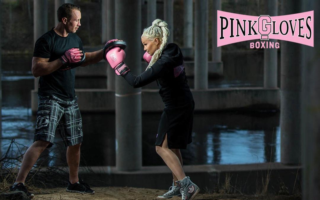 Pink Gloves – Boxning för tjejer