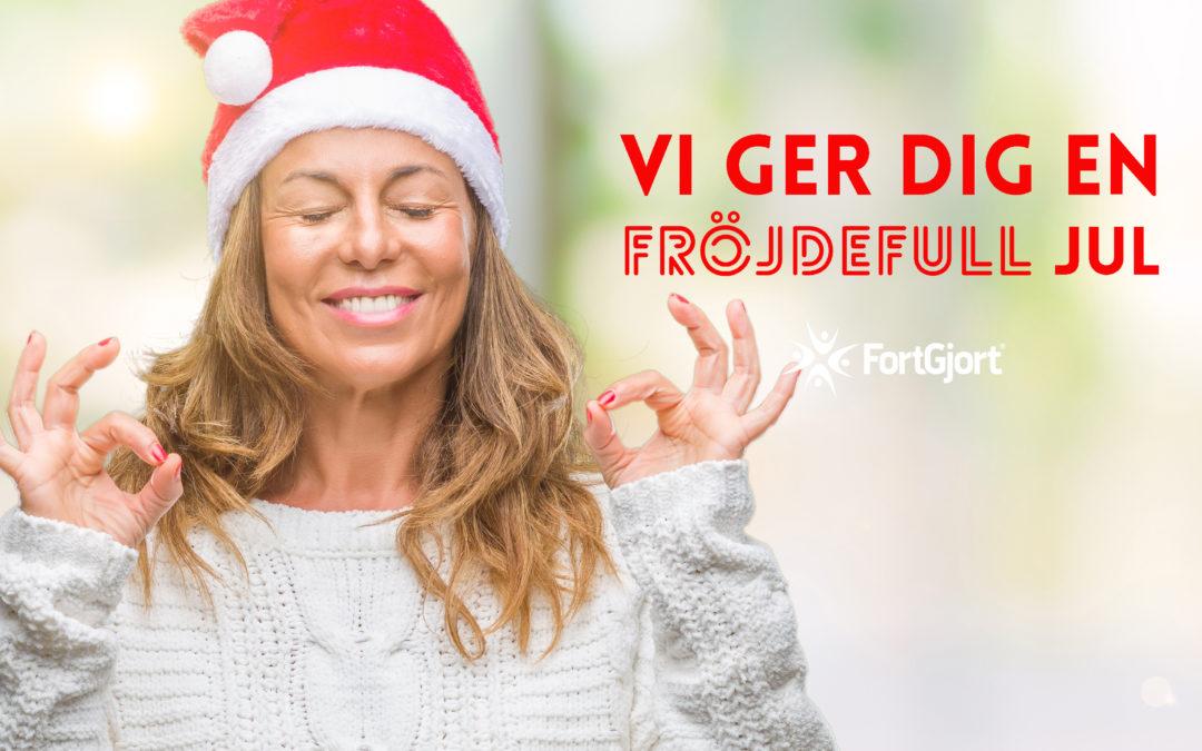 Fröjdefull jul – FortGjort Julmedley!