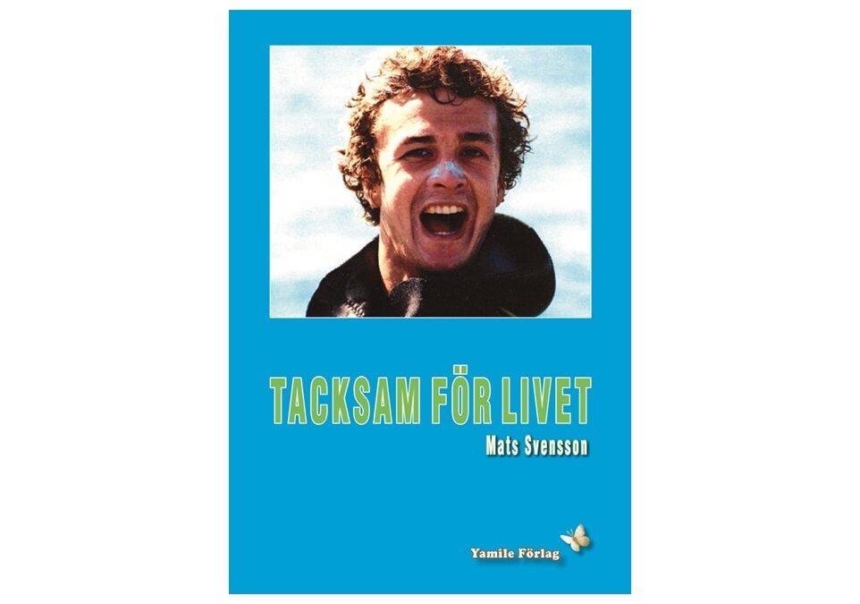 Köp boken – Tacksam för livet